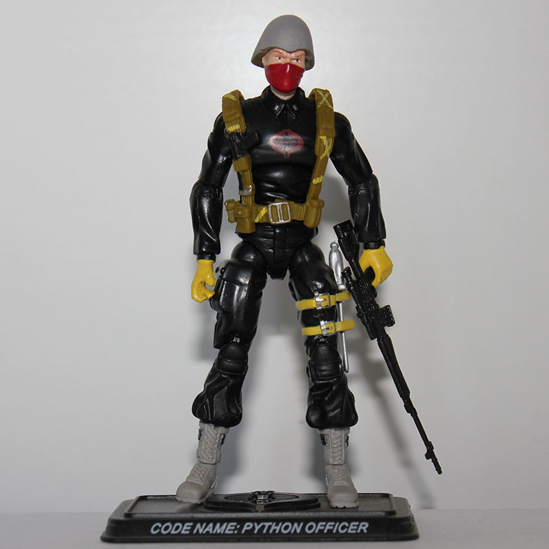 COBRA PYTHON OFFICER (2008)