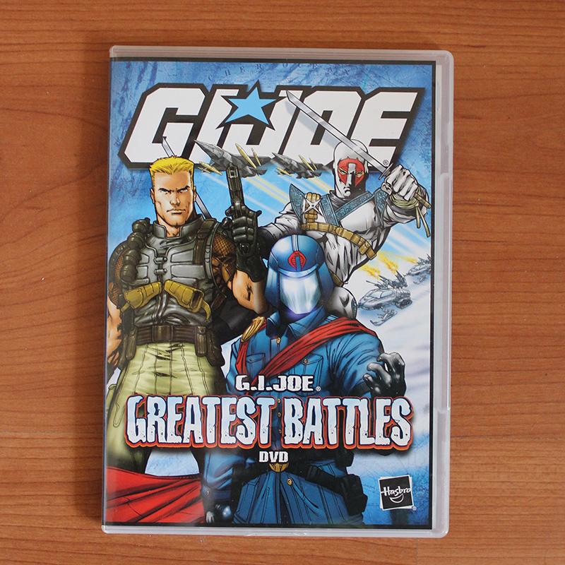 DVD GRANDES BATALLAS