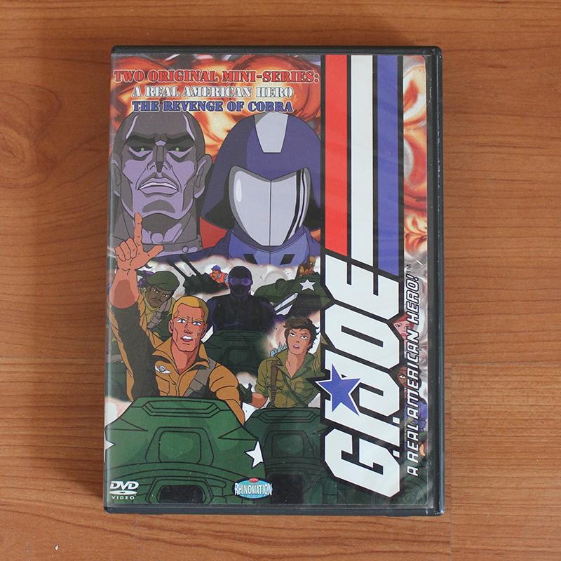 DVD MINI SERIE