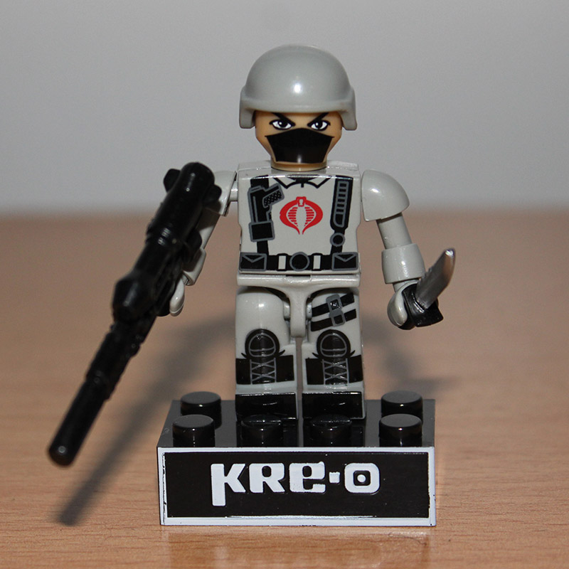 KREO HISS DRIVER
