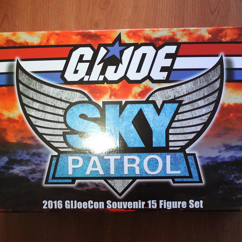 SKY PATROL 1 (2016)