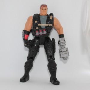 Sgt Savage Black