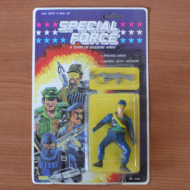 SPECIAL FORCE 4