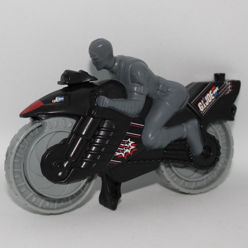 MC DONALD SNAKE MOTO