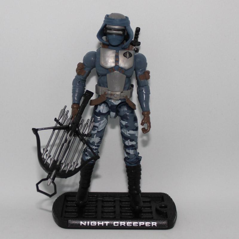 NIGHT CREEPER V12 (2009)