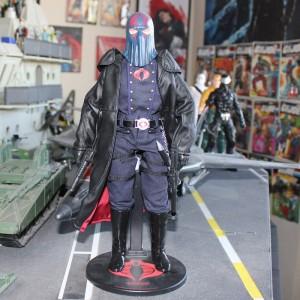 Sideshow Cobra Commander