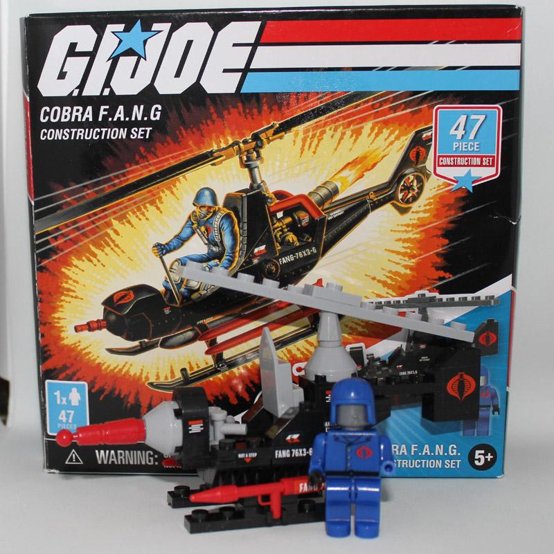 COBRA COMMANDER LEGO